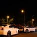 Nissan GT-R -- BMW i8
