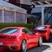 Ferrari F430 -- 458 Speciale