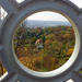 Kilátás a Gellért-hegy tetejéről.