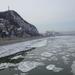 Jégtáblák a Dunán