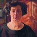 Madarász Adeline: Önarckép
