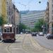 Budapest, Mechwart liget - Nosztalgiavillamos 611