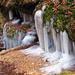 mohák és jégcsapok