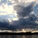 a felhők mögött...