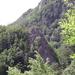 Kilátás a Kögörgeteg nevű geologiai képződményre