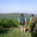 254 Kilátás a zöld Zemplénre a Zsidó-rét közeléből, Makkoshogyká