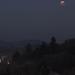 Holdfogyatkozás a Betekints-völgy felett