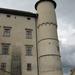 Nowy Wiśnicz, zamek Kmitów i Lubomirskich