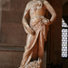 Donatello márvány Dávidja