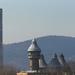 Gázgyár és Főtáv kémény
