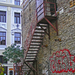 Kazinczy utca lépcső