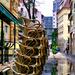 Kazinczy utca esőben