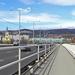 egyenesen át -- a piacra, az Árpád hídon:)