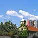 Kaszásdűlő- Kövi Szűz Mária templom - Szentendrei út
