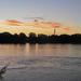 naplemente után