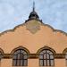 József Attila gimnázium Váli utca - homlokzat, ablakok