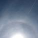 Udvara volt a Napnak. halójelenség !:)
