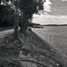 út a Duna parton az összekötő hídtól a Marina partig