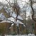 kápolna télen