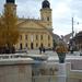 Debrecen szívében