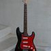 Squier Strat Red