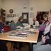 Album - Gondozó központ tagjai a könyvtárban