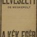 KekEger-1913November-AzEstHirdetes-02