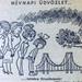 ErzsebetHid-19641118-Karikatura-Nepszabadsag