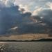 Vihar előtt a partonNNNNN