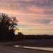 Napkeltekor az Öreg-tónál