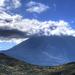felhő, hegy