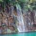 Sziklafal és vízesések
