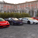 Ferrari, McLaren, Lamborghini, Lamborghini