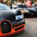 Veyron vs. 918 Spyder
