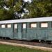 Régi vonat vagon