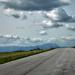 Utazás Felhők Nyár