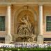 Esterházy-kastély Fertőd Szökőkút