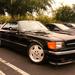 Mercedes 500SEC AMG W126 1989