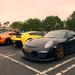 Dodge Viper, Chevrolet Corvette C7, Porsche 911