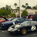 Ford GT40 and Mustangs