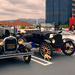 Ford Model A 1929 - Ford Model T Touring 1922