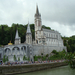 LOURDES Our Lady of the Rosary basilica