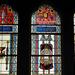 Új zsinagóga üvegablakai