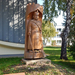 Kaba, Bocskai István szobra