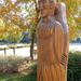 Kaba, Kabai pár-szobor
