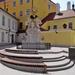Győr, Frígyláda-szobor (felújítás utn)