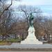 Nyíregyháza, Bessenyei György szobra