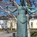 Nyíregyháza, Pásztorlány szobra