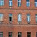 Épület részlet Miskolc belváros