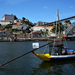 Wine Boats on River Douro in Porto